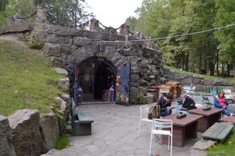 Café del parque