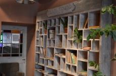 Restaurante biblioteka