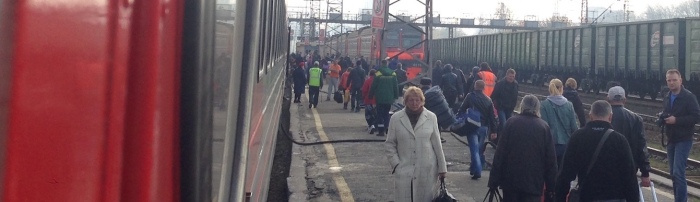 ¿железнодорожная станция?
