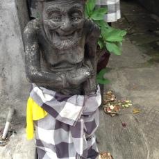 En el hinduismo balinés se le da un lugar especial a los antepasados.